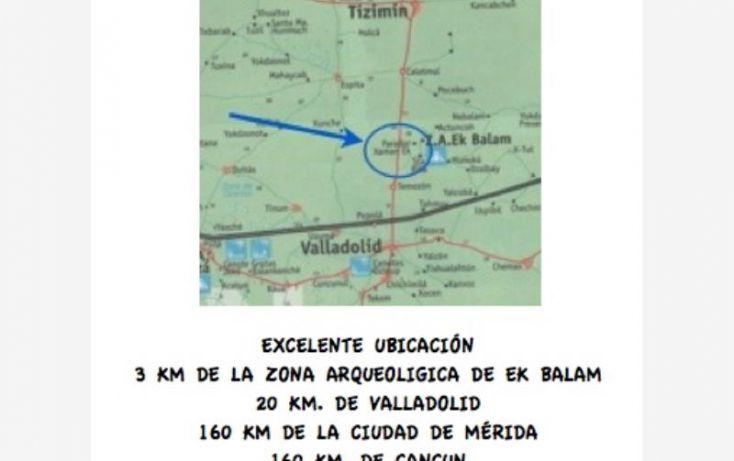 Foto de rancho en venta en carretera nueva a ekbalam 9099, temozon, temozón, yucatán, 1361497 no 16