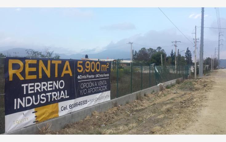 Foto de terreno industrial en renta en  1, la encantada, saltillo, coahuila de zaragoza, 1688866 No. 01