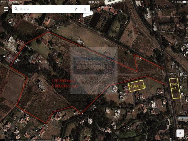 Foto de terreno habitacional en venta en  , santiago tianguistenco de galeana, tianguistenco, méxico, 929227 No. 06