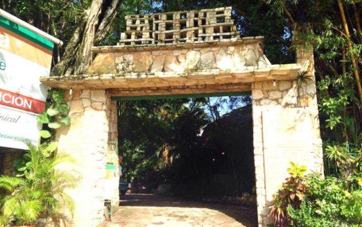 Foto de terreno comercial en venta en carretera palenque ruinas, chacamax, palenque, chiapas, 2040634 no 01