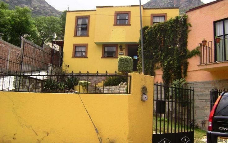 Foto de casa en renta en  , paseo de la presa, guanajuato, guanajuato, 1704270 No. 01