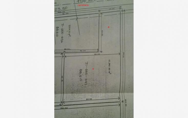 Foto de terreno habitacional en venta en carretera pesqueria  cadereyta 1, santa maria pesquería, pesquería, nuevo león, 770061 no 06