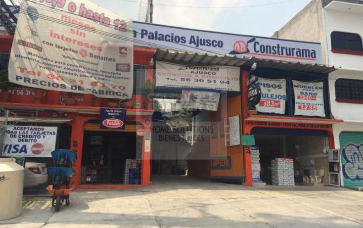 Foto de bodega en renta en carretera picacho ajusco 1753, paraje 38, tlalpan, df, 1754808 no 01