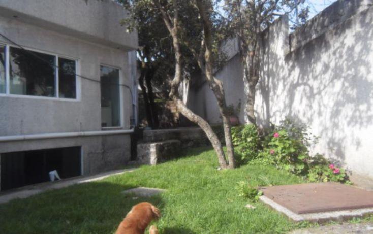 Foto de casa en renta en carretera picacho ajusco, la primavera, tlalpan, df, 1687934 no 05