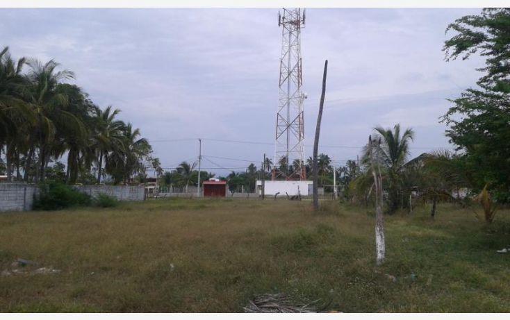 Foto de terreno habitacional en venta en carretera pie de la cuesta rumbo a barra de coyuca, los mangos, acapulco de juárez, guerrero, 1444839 no 12
