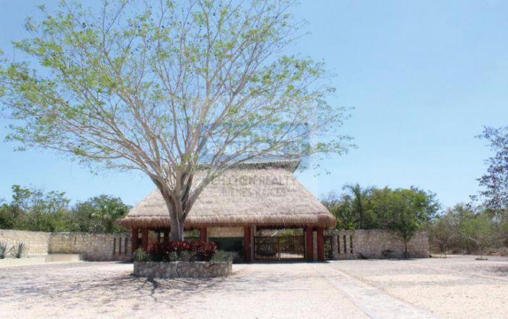 Foto de terreno habitacional en venta en carretera progreso, dzibilchaltún, mérida, yucatán, 1754772 no 01