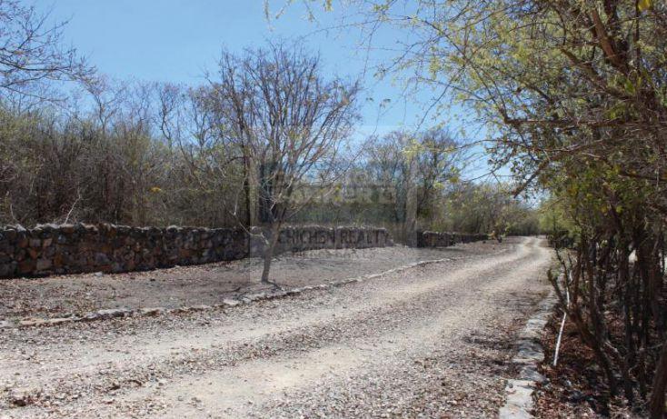 Foto de terreno habitacional en venta en carretera progreso, dzibilchaltún, mérida, yucatán, 1754772 no 05