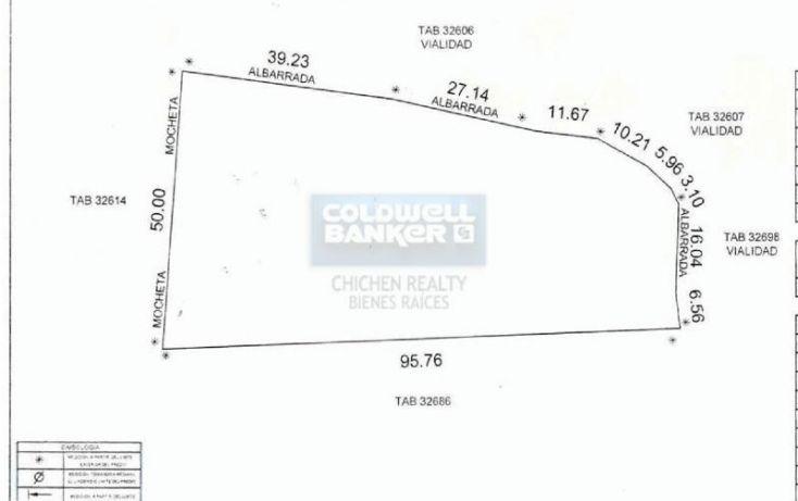 Foto de terreno habitacional en venta en carretera progreso, dzibilchaltún, mérida, yucatán, 1754772 no 06