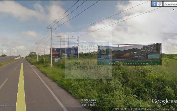Foto de terreno habitacional en venta en carretera progreso, xcanatún, mérida, yucatán, 1754634 no 06