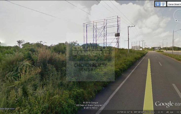 Foto de terreno habitacional en venta en carretera progreso, xcanatún, mérida, yucatán, 1754634 no 07