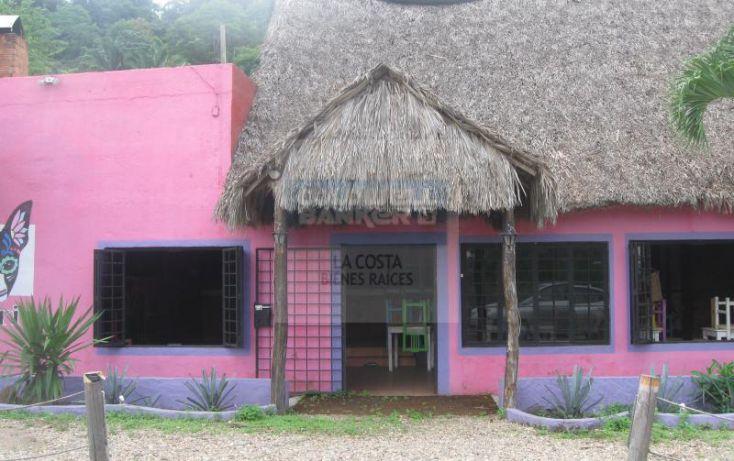 Foto de local en venta en carretera puerto vallartatepic 202, compostela centro, compostela, nayarit, 1477913 no 01