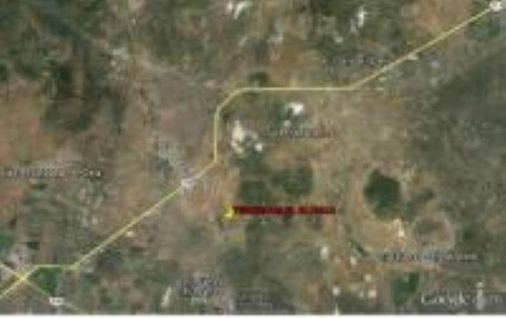 Foto de terreno comercial en venta en carretera qro mex, el arroyito, colón, querétaro, 1622730 no 02