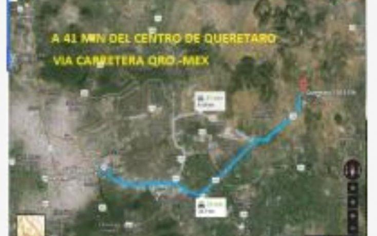 Foto de terreno comercial en venta en carretera qro mex, el arroyito, colón, querétaro, 1622730 no 06