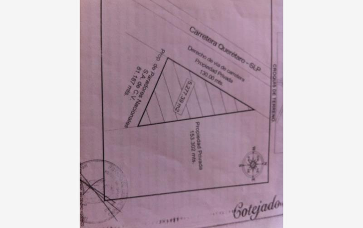 Foto de terreno habitacional en venta en  0, buenavista, querétaro, querétaro, 970945 No. 03