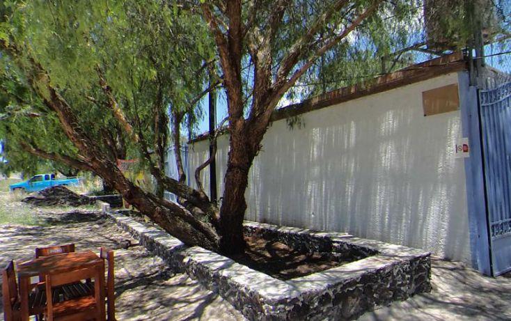 Foto de terreno comercial en venta en carretera querétarochichimequillas km129, independencia, san juan del río, querétaro, 2025734 no 01