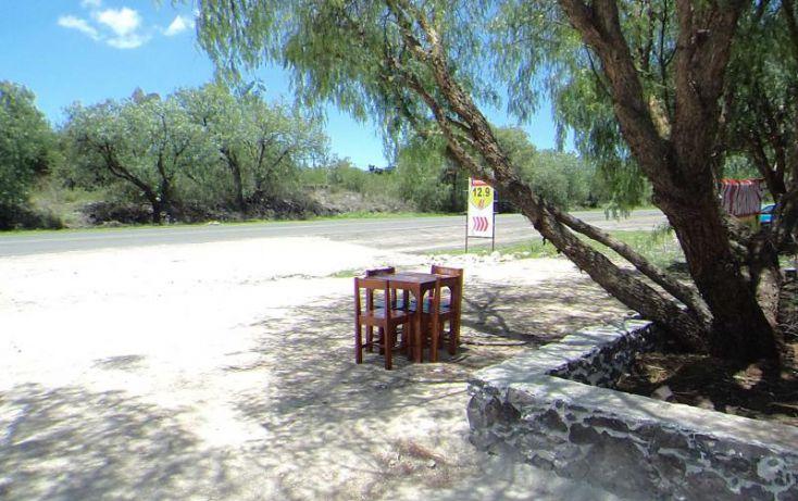 Foto de terreno comercial en venta en carretera querétarochichimequillas km129, independencia, san juan del río, querétaro, 2025734 no 02
