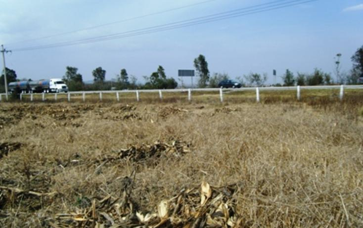 Foto de terreno habitacional en venta en carretera queretaro-mexico , soyaniquilpan san francisco, soyaniquilpan de juárez, méxico, 94913 No. 01
