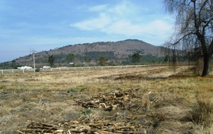 Foto de terreno habitacional en venta en carretera queretaro-mexico , soyaniquilpan san francisco, soyaniquilpan de juárez, méxico, 94913 No. 02