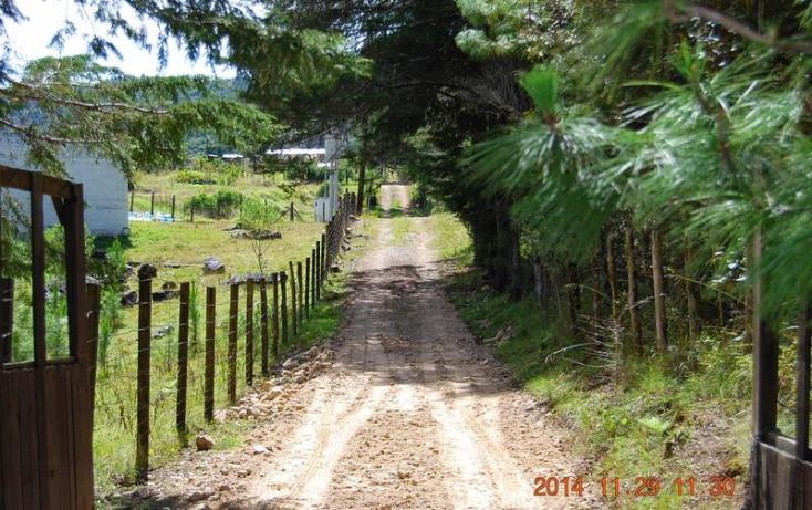 Foto de terreno habitacional en venta en carretera rancho nuevo  ocosingo, la esperanza, altamirano, chiapas, 817107 no 01