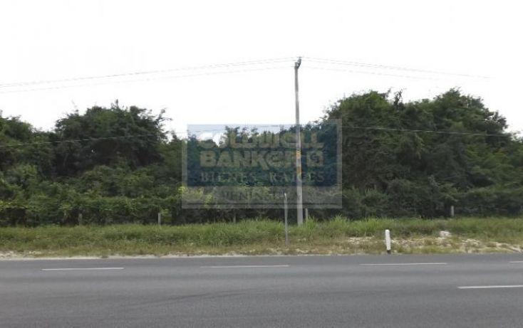 Foto de terreno habitacional en venta en carretera riviera maya, luis donaldo colosio, solidaridad, quintana roo, 348114 no 02