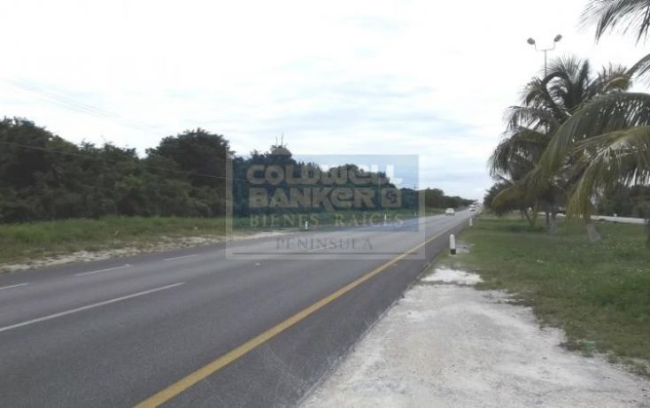 Foto de terreno habitacional en venta en carretera riviera maya, luis donaldo colosio, solidaridad, quintana roo, 348114 no 05