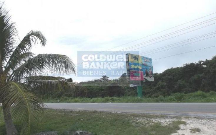 Foto de terreno habitacional en venta en carretera riviera maya, luis donaldo colosio, solidaridad, quintana roo, 348114 no 06