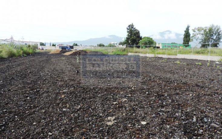 Foto de terreno habitacional en venta en carretera salida a quiroga 1, hacienda del valle, morelia, michoacán de ocampo, 591568 no 05