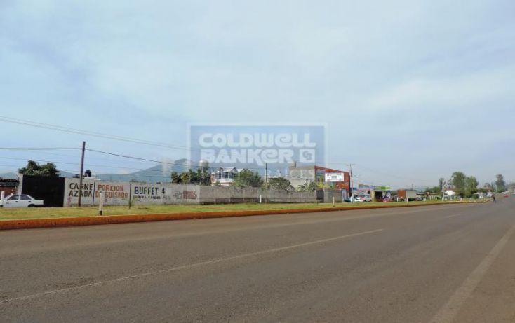 Foto de terreno habitacional en venta en carretera salida a quiroga 1, hacienda del valle, morelia, michoacán de ocampo, 591568 no 08