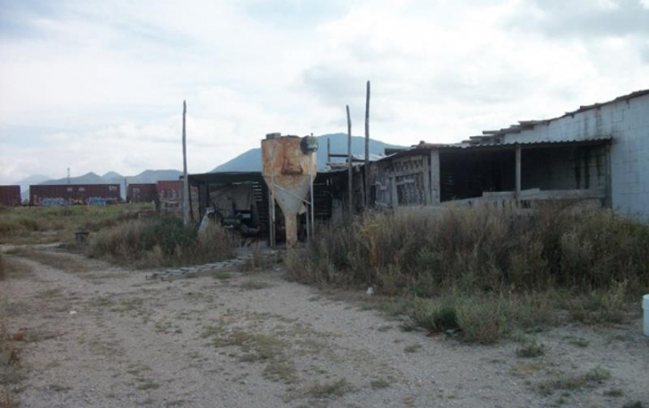 Foto de terreno comercial en venta en carretera saltillo guadalajara, agua nueva, saltillo, coahuila de zaragoza, 410969 no 09