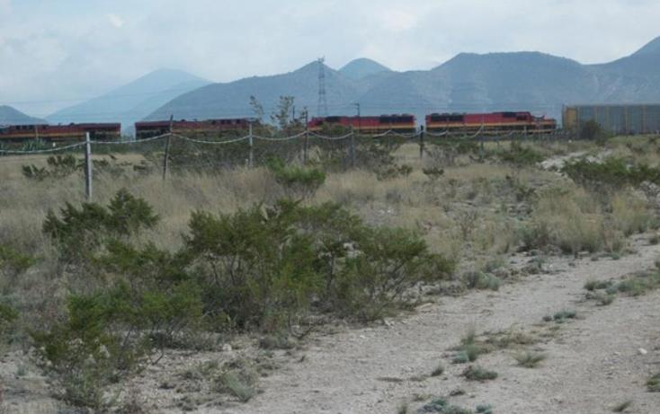 Foto de terreno comercial en venta en  kilometro 25, agua nueva, saltillo, coahuila de zaragoza, 410969 No. 06