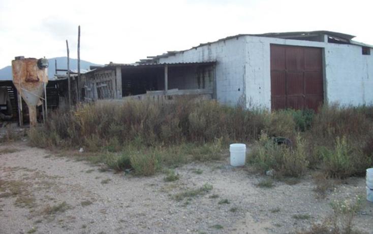 Foto de terreno comercial en venta en  kilometro 25, agua nueva, saltillo, coahuila de zaragoza, 410969 No. 08
