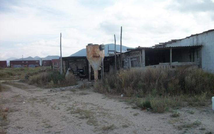 Foto de terreno comercial en venta en  kilometro 25, agua nueva, saltillo, coahuila de zaragoza, 410969 No. 09
