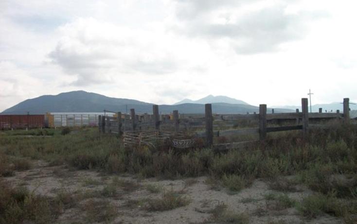 Foto de terreno comercial en venta en  kilometro 25, agua nueva, saltillo, coahuila de zaragoza, 410969 No. 10