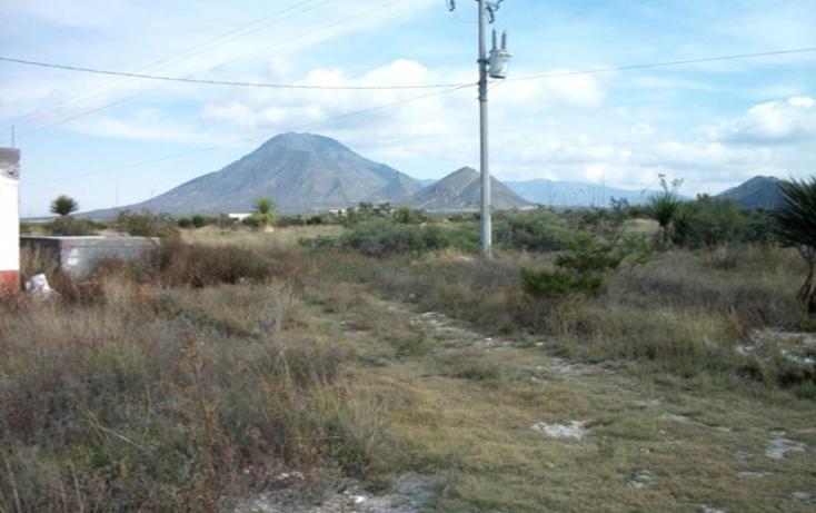 Foto de terreno comercial en venta en  kilometro 25, agua nueva, saltillo, coahuila de zaragoza, 410969 No. 12