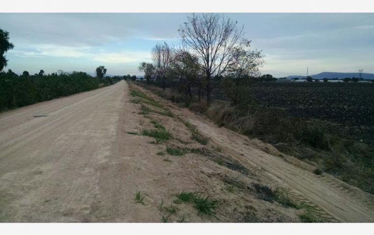 Foto de terreno habitacional en venta en carretera, san clemente, pedro escobedo, querétaro, 1593528 no 05