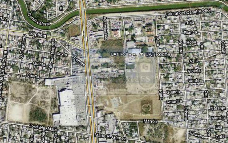 Foto de terreno habitacional en renta en carretera san fernando, privada las américas, reynosa, tamaulipas, 517431 no 04