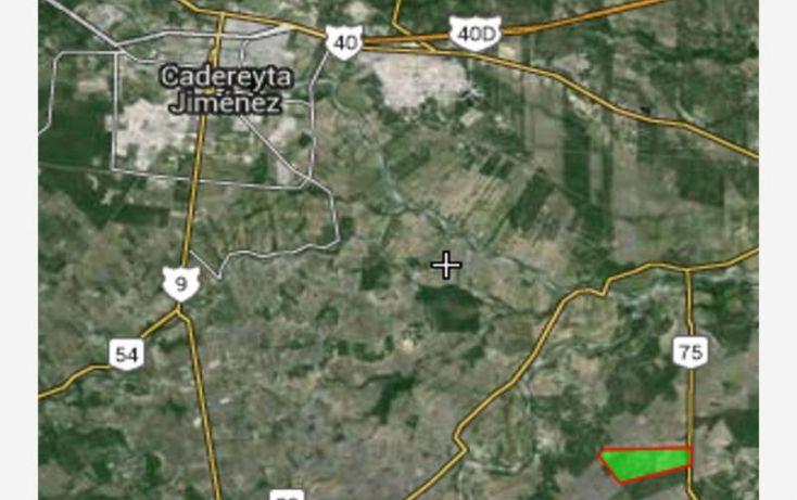 Foto de terreno industrial en venta en carretera san juan cadereyta terán km 31 31, cadereyta jimenez centro, cadereyta jiménez, nuevo león, 1996612 no 03
