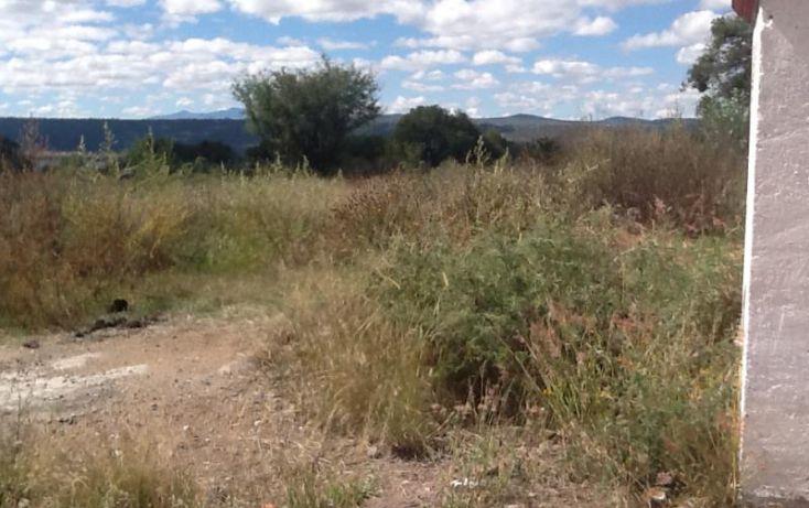 Foto de terreno habitacional en venta en carretera santa barbara huimilpan km 3 10, arroyo hondo, corregidora, querétaro, 1903642 no 04
