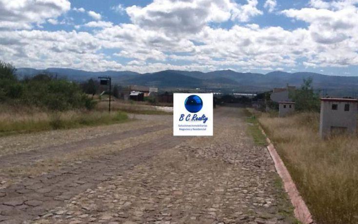 Foto de terreno habitacional en venta en carretera santa barbara huimilpan km 3 10, arroyo hondo, corregidora, querétaro, 1903642 no 05