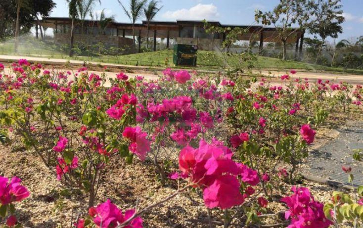 Foto de terreno habitacional en venta en carretera sitpach, cholul, mérida, yucatán, 1754666 no 02