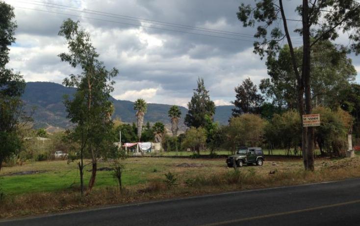 Foto de terreno habitacional en venta en carretera tenanicngotlapizalco 1, tenancingo de degollado, tenancingo, estado de méxico, 577522 no 01