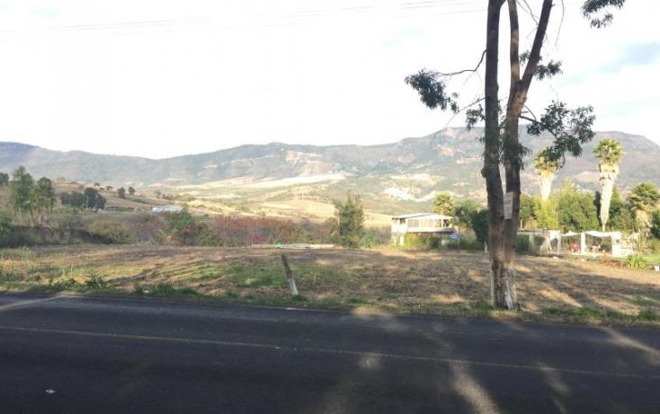 Foto de terreno habitacional en venta en carretera tenanicngotlapizalco 1, tenancingo de degollado, tenancingo, estado de méxico, 577522 no 02
