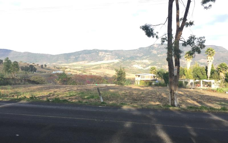 Foto de terreno habitacional en venta en  1, tenancingo de degollado, tenancingo, méxico, 577522 No. 02