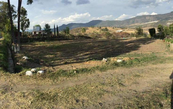 Foto de terreno habitacional en venta en  1, tenancingo de degollado, tenancingo, méxico, 577522 No. 03