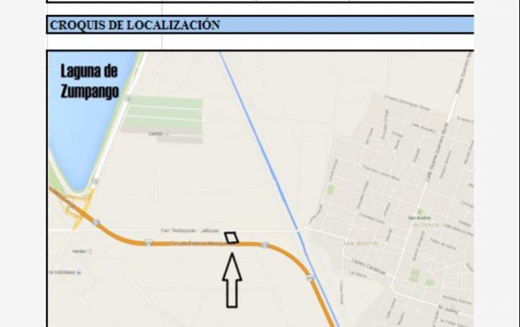 Foto de terreno industrial en venta en carretera teoloyucan  jaltocan, san andrés jaltenco, jaltenco, estado de méxico, 669273 no 03
