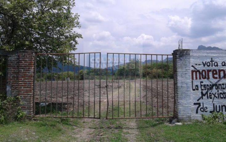 Foto de terreno habitacional en venta en carretera tepoztlan yautepec 1, tepoztlán centro, tepoztlán, morelos, 1028929 no 04