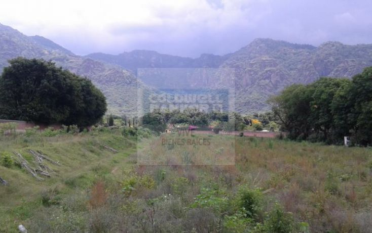 Foto de terreno habitacional en venta en carretera tepoztlan yautepec 1, tepoztlán centro, tepoztlán, morelos, 1028929 no 09