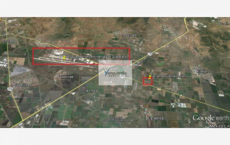 Foto de terreno comercial en venta en carretera tequisquiapan km 28, san nicolás, tequisquiapan, querétaro, 1377823 no 02