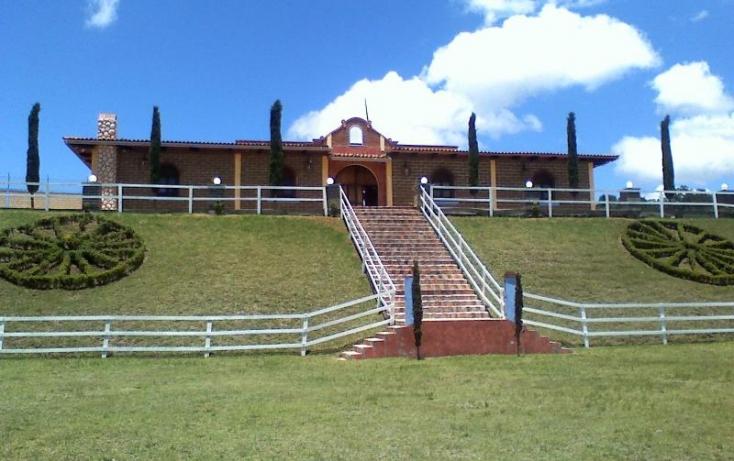 Foto de rancho en venta en carretera tlacochignahuapan ejido loma alta, loma alta, chignahuapan, puebla, 399139 no 01