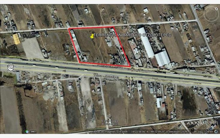 Foto de terreno comercial en venta en carretera toluca- naucalpan kilometro 50 0, el espino, otzolotepec, méxico, 784259 No. 04